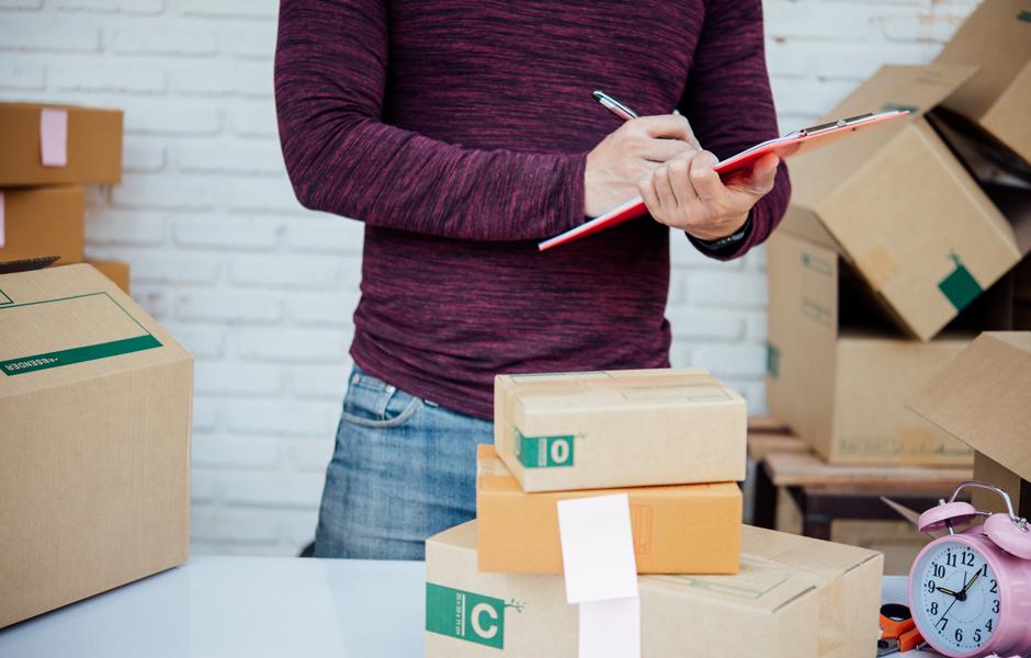 Complex logistic Silniční medzinárodní přeprava zásilek